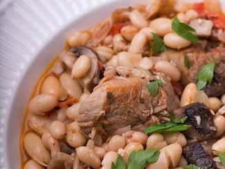 New-Fashioned Sausage Cassoulet