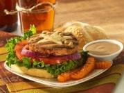%name   Chipotle Ranch Salmon Burgers   RecipesNow.com