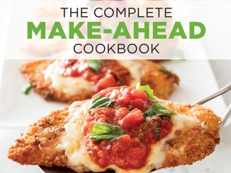 The Complete Make-Ahead Cookbook - Review