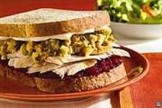 Ultimate Leftover Turkey Sandwich