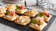 Two-Way Holiday Canapes