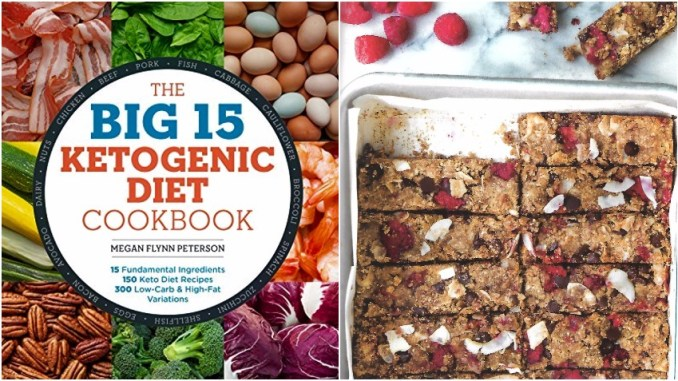 The Big 15 Ketogenic Diet Cookbook - Review
