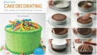 First Time Cake Decorating - Baking The Cake - Review