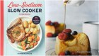 Low-Sodium Slow Cooker Cookbook - French Toast - Review