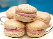 %name   Raspberry Almond Macaroons   RecipesNow.com