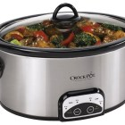Slow Cooker Doubles As Personal Chef