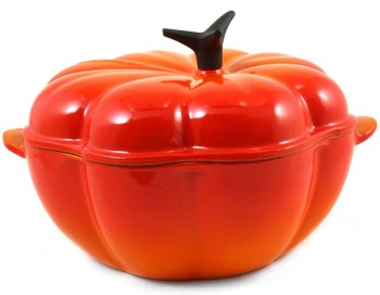 Le Creuset Pumpkin Casserole