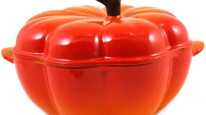 Le Creuset Pumpkin Casserole | RecipesNow!
