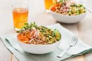 %name   Spring Fling Quinoa Bowl   RecipesNow.com