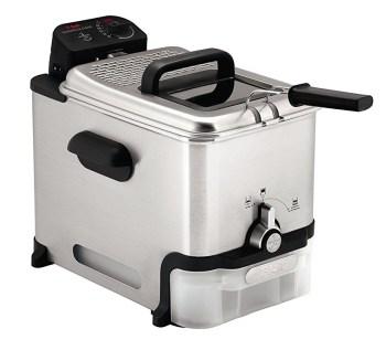 91gB0JDWHEL. SL850  350x317   New EZ Clean Pro Fryer   RecipesNow.com
