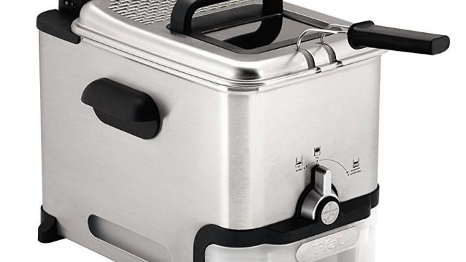 New EZ Clean Pro Fryer | RecipesNow!