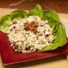 Wild Rice & Apple Salad
