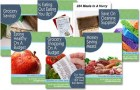 Groceries On A Dime e-books