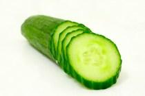 Kicked Up Cucumber Salad
