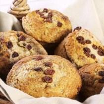 Golden Grain Muffins