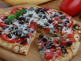 'Raisin' The Nutritional Bar With Pizza