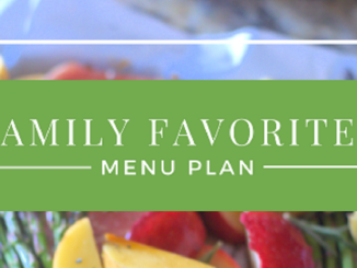 Menu Planning Central | RecipesNow!