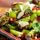 %name   Field Greens with Golden Raisins and Chicken   RecipesNow.com