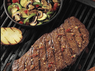 Grilled Southwest Steak