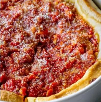 Chicago StylePanPizza