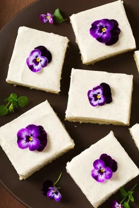 Vanilla Bean Sugar Cookie Bars
