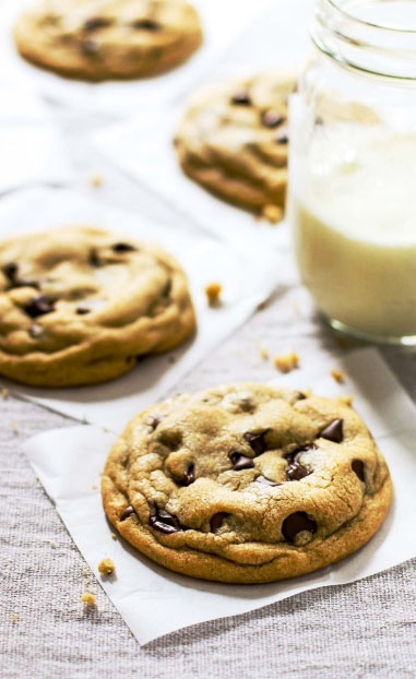Easy Recipe for Chocolate Chip Cookies