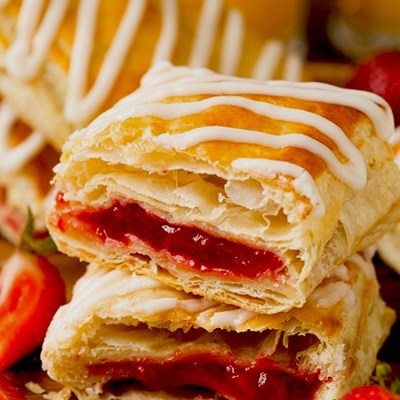 The Best Homemade Toaster Strudels