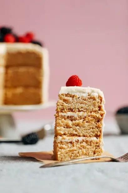 Vanilla Birthday Cake Recipe