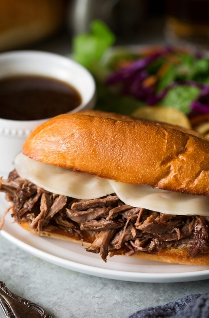 how to make french dip sandwiches