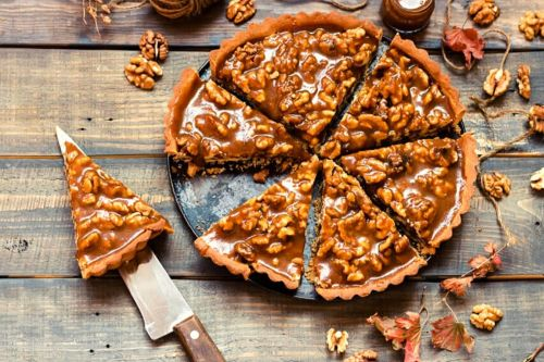 Salted Caramel Tart Recipes Of Holly