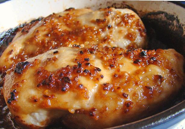 recipe of the day cheesy garlic baked chicken recipes