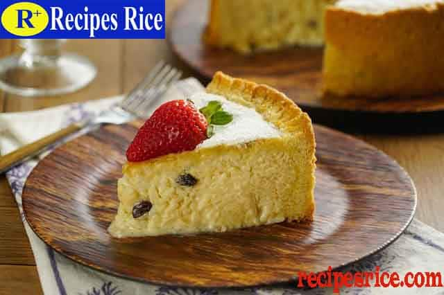 Mexican rice tart