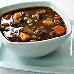 Oh So Beefy! Beef and Vegetable Soup
