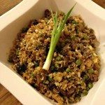 Actifry Faux Fried Rice Cauliflower