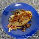 Chicken Breasts Pancetta Fresh Herbs