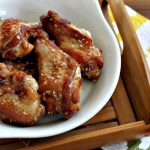 Sticky Chicken ( Cuisinart  Steam Oven Recipe)