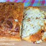 Cheddar Bacon Beer Bread