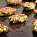 Baked Zucchini Bites