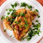spicy honey mustard chicken