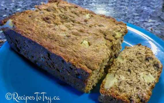 Hummingbird Cake Loaf