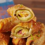 Pickle Egg Rolls