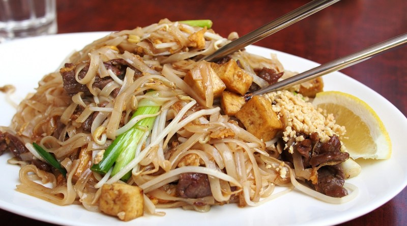 Thai Fried Noodle, RECIPES WELLNESS
