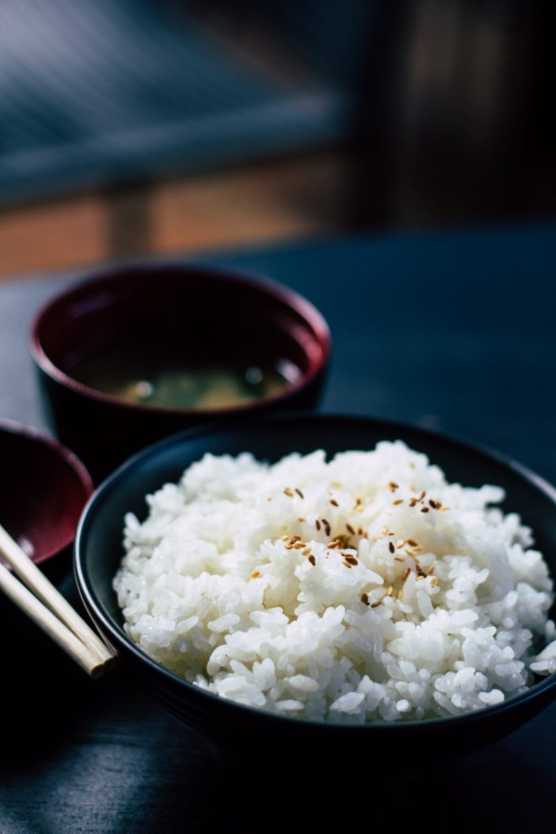 Cooking rice, RECIPES WELLNESS