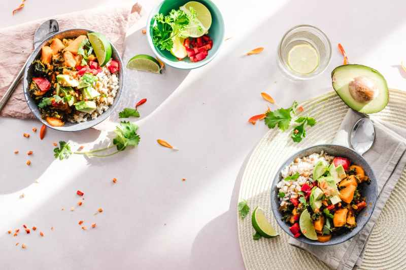 40 Years Food Of The Future, RECIPES WELLNESS