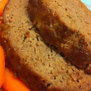 Best Ever Buttermilk Meatloaf with Brown Sugar Glaze