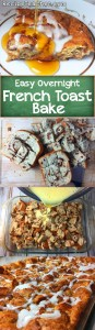 Easy Overnight French Toast Bake