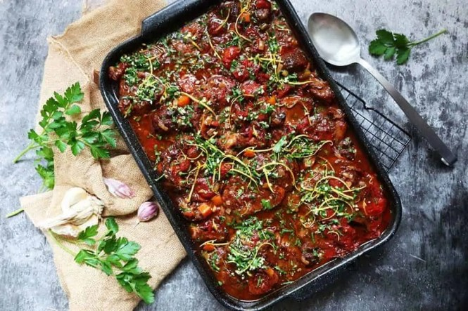 Outstanding Osso Buco with Gremolata