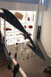 Design à la Pinacothèque d'art moderne de Munich