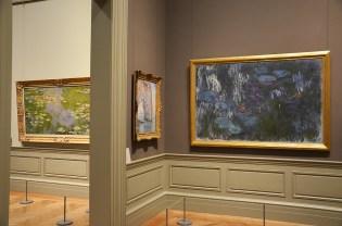 Les Nymphéas de Monet au Metropolitan Museum of Art de New York
