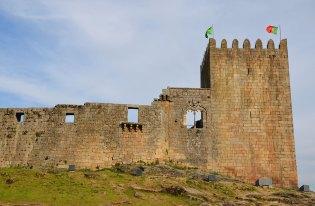 Château médiéval de Belmonte, Portugal